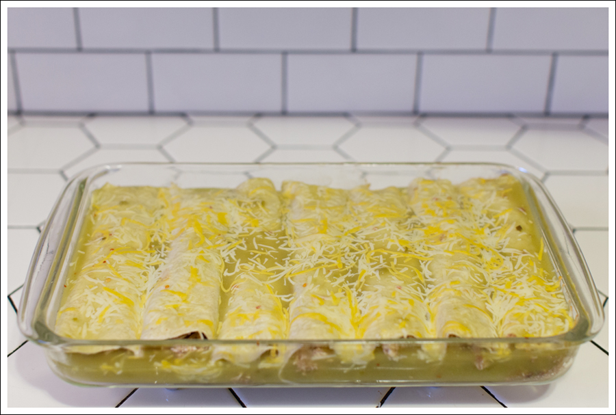 Blog Healthy Chicken Enchiladas-9