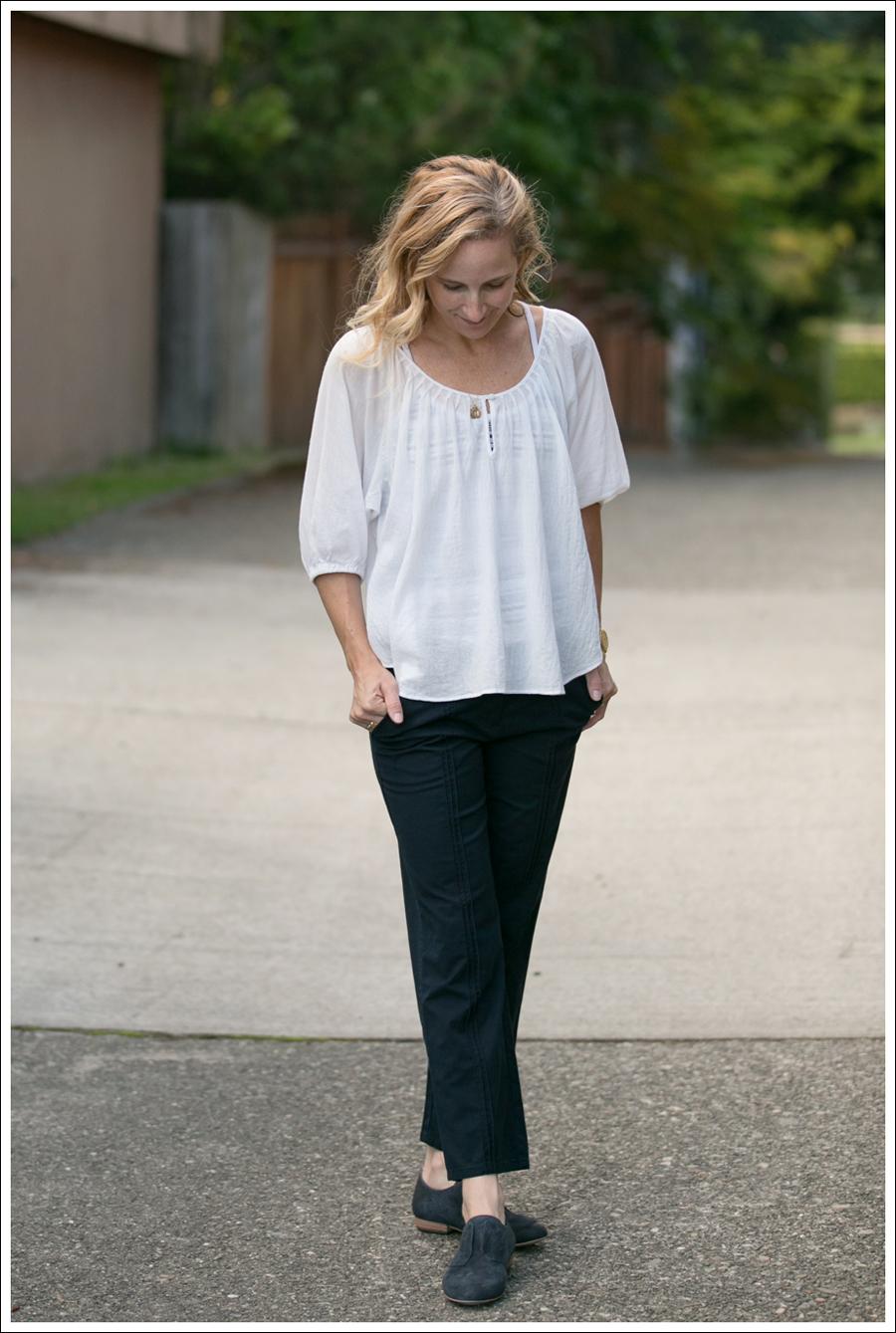 Blog Joie Blouse Elevenses Khakis-1