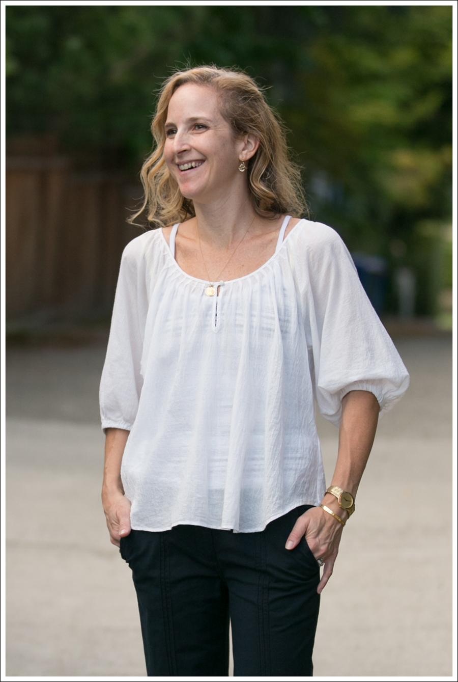 Blog Joie Blouse Elevenses Khakis-2