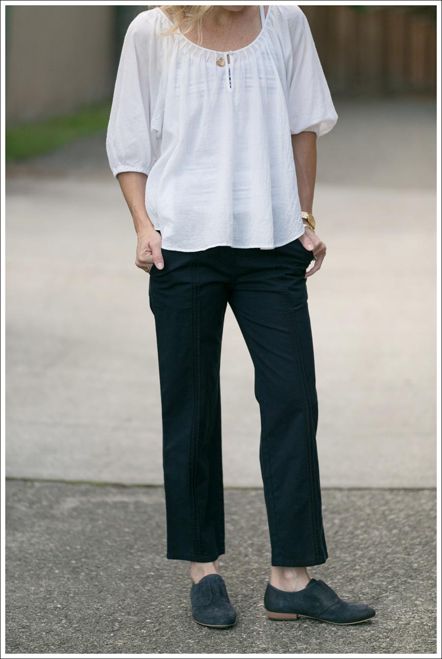 Blog Joie Blouse Elevenses Khakis-3