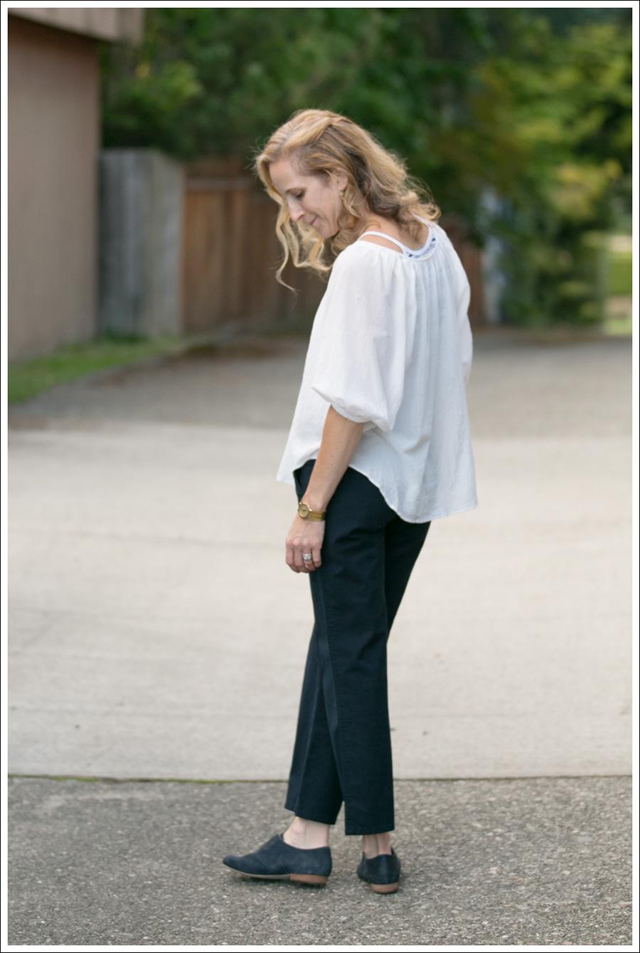 Blog Joie Blouse Elevenses Khakis-4