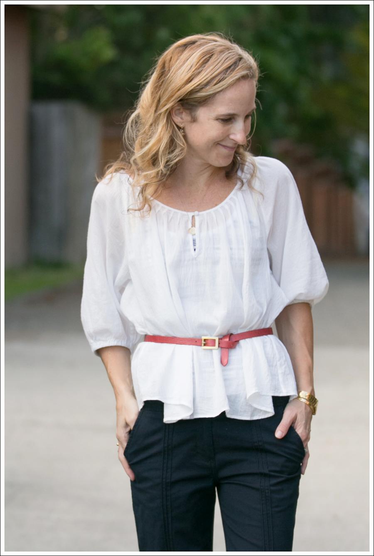 Blog Joie Blouse Elevenses Khakis-7