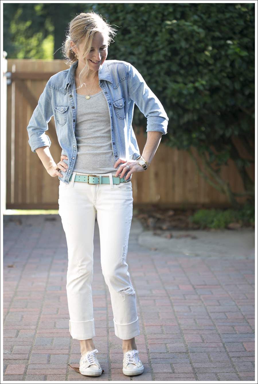 blogDL1961 White Grey Tank Jean Shirt-1n