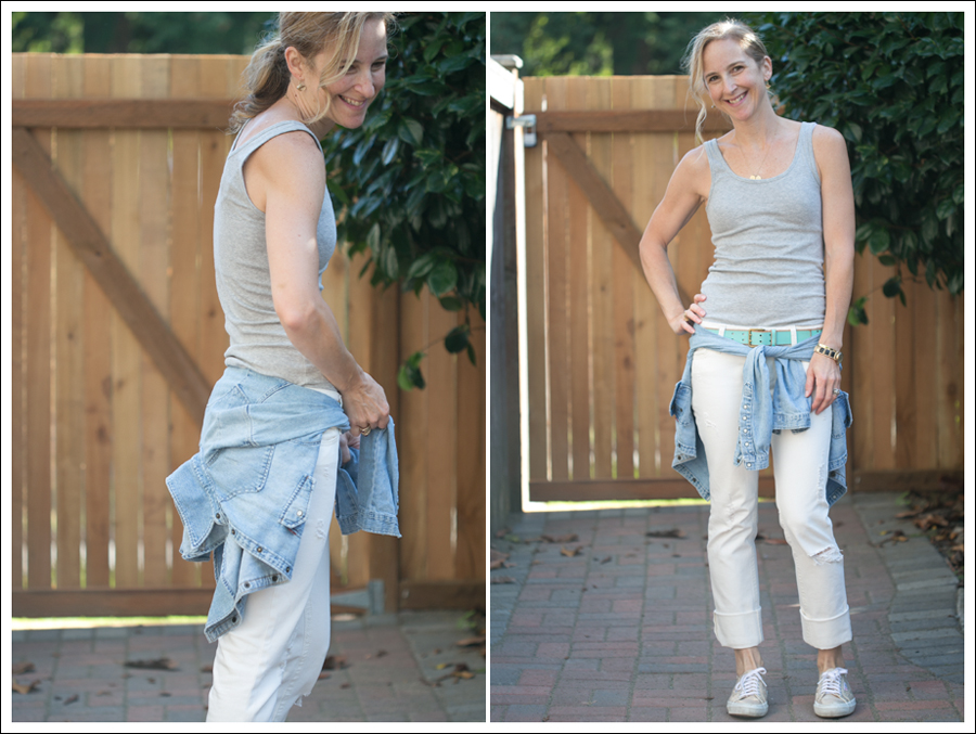 blogDL1961 White Grey Tank Jean Shirt-6n