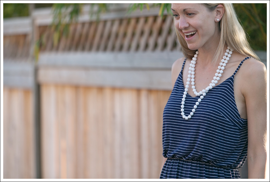 1Blog Blue Striped Dress-2