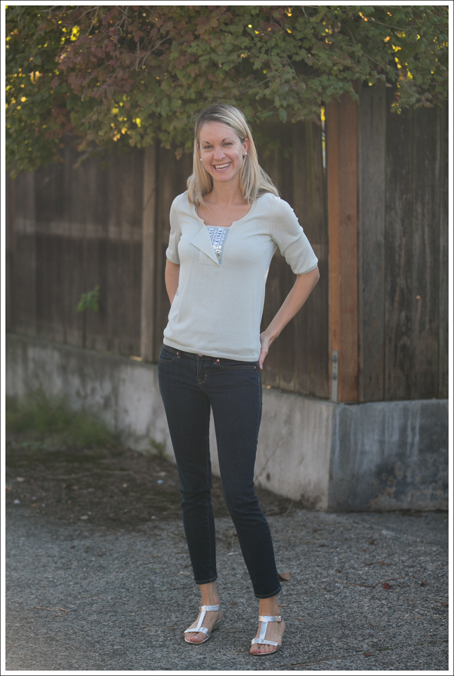 blog Gap Sweater Gap Skinny On Air-1