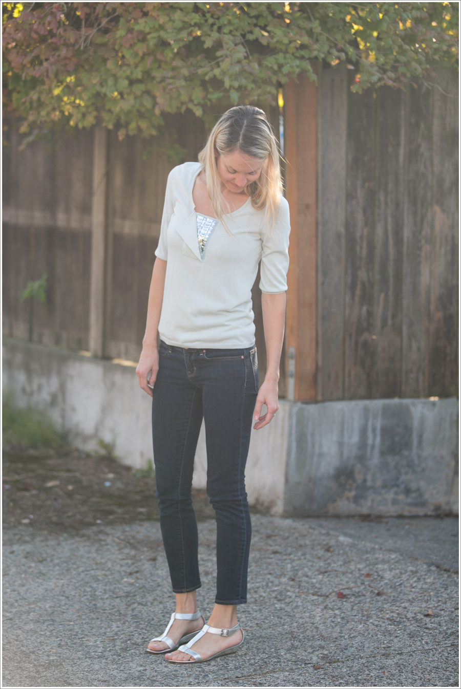 blog Gap Sweater Gap Skinny On Air-3