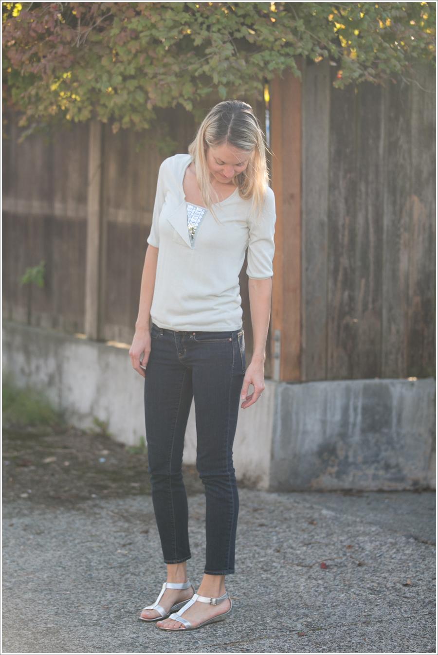 blog Gap Sweater Gap Skinny On Air-3