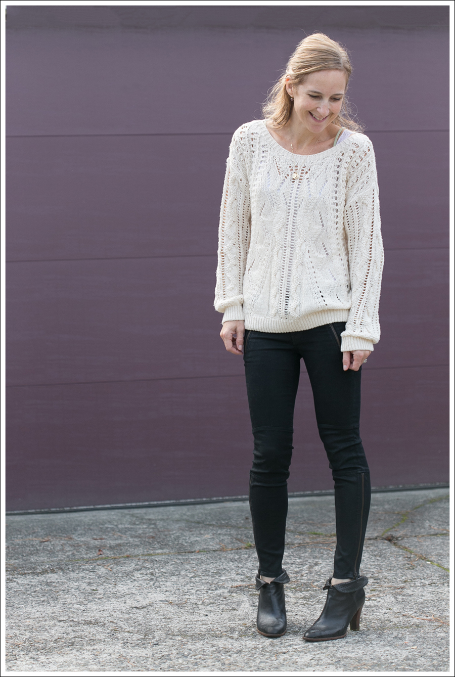 Blog J Brand Agnes Coated HM Chunky Sweater-8