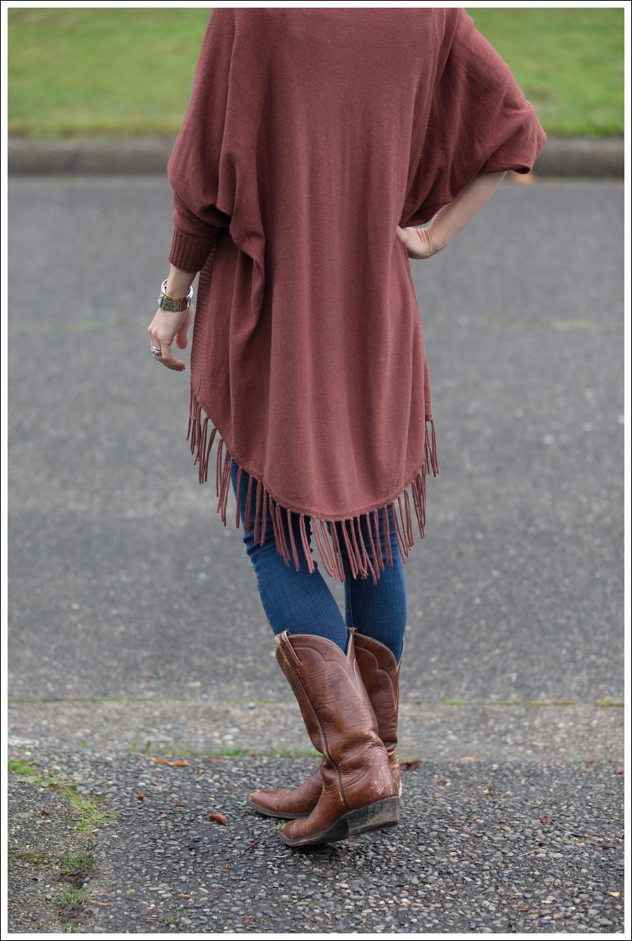 Blog Jamison Fringe Sweater J Brand Skinny Cowboy Boots-4