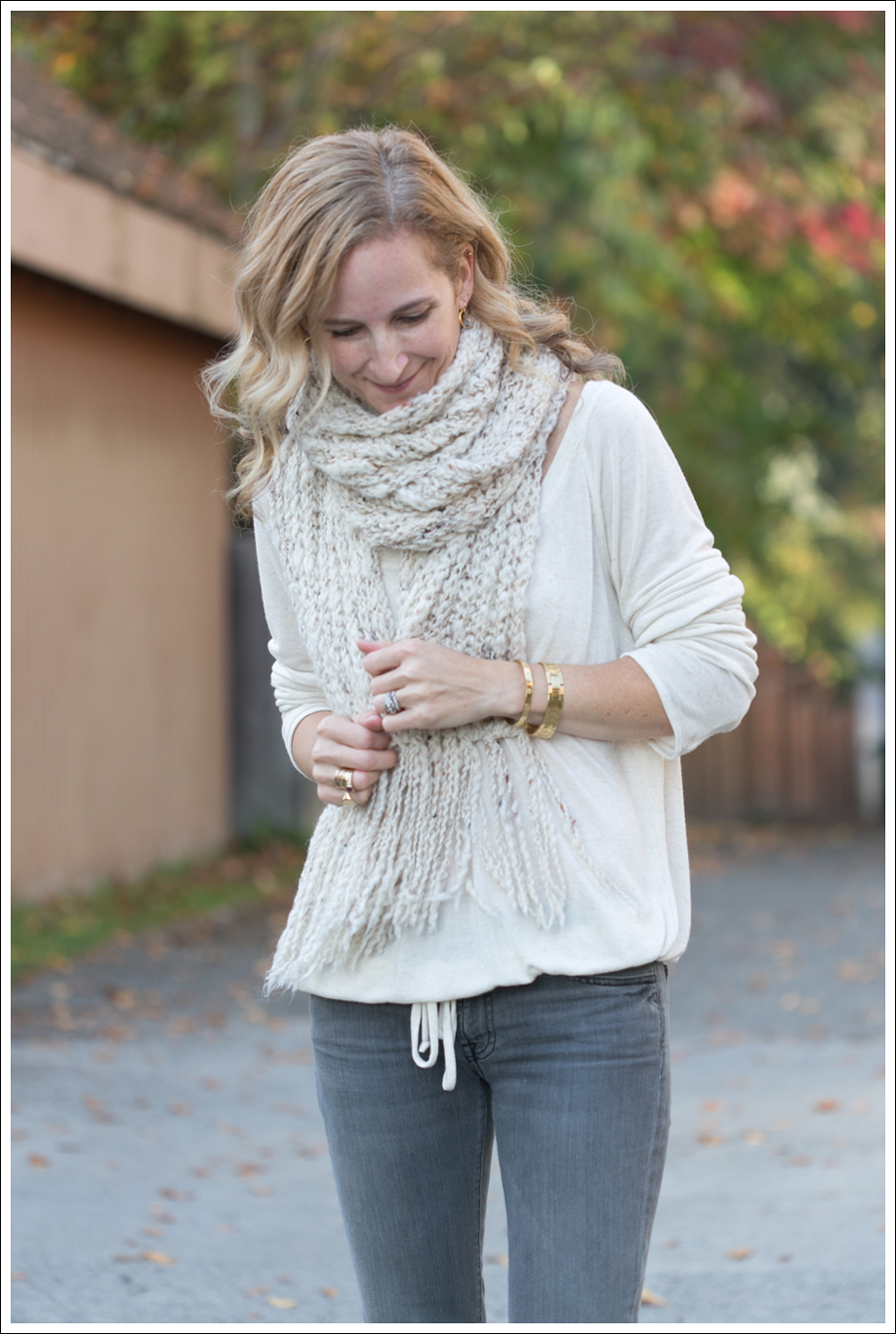 blog Lady and the Sailor Scarf 7 For All Mankind Roxanne-2