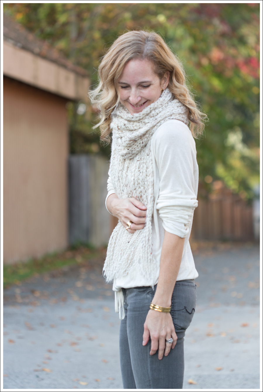 blog Lady and the Sailor Scarf 7 For All Mankind Roxanne-4
