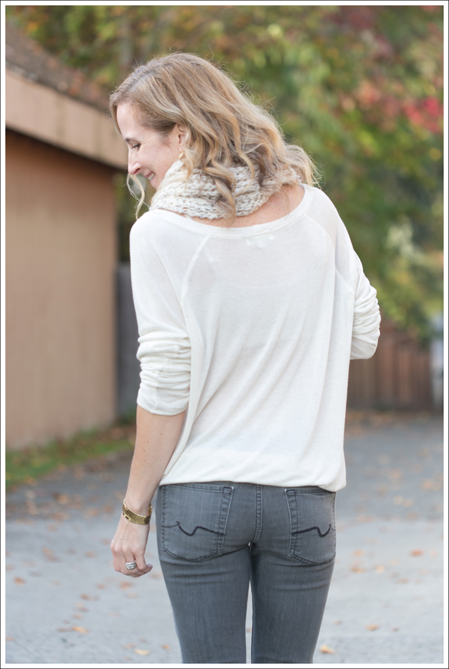 blog Lady and the Sailor Scarf 7 For All Mankind Roxanne-6