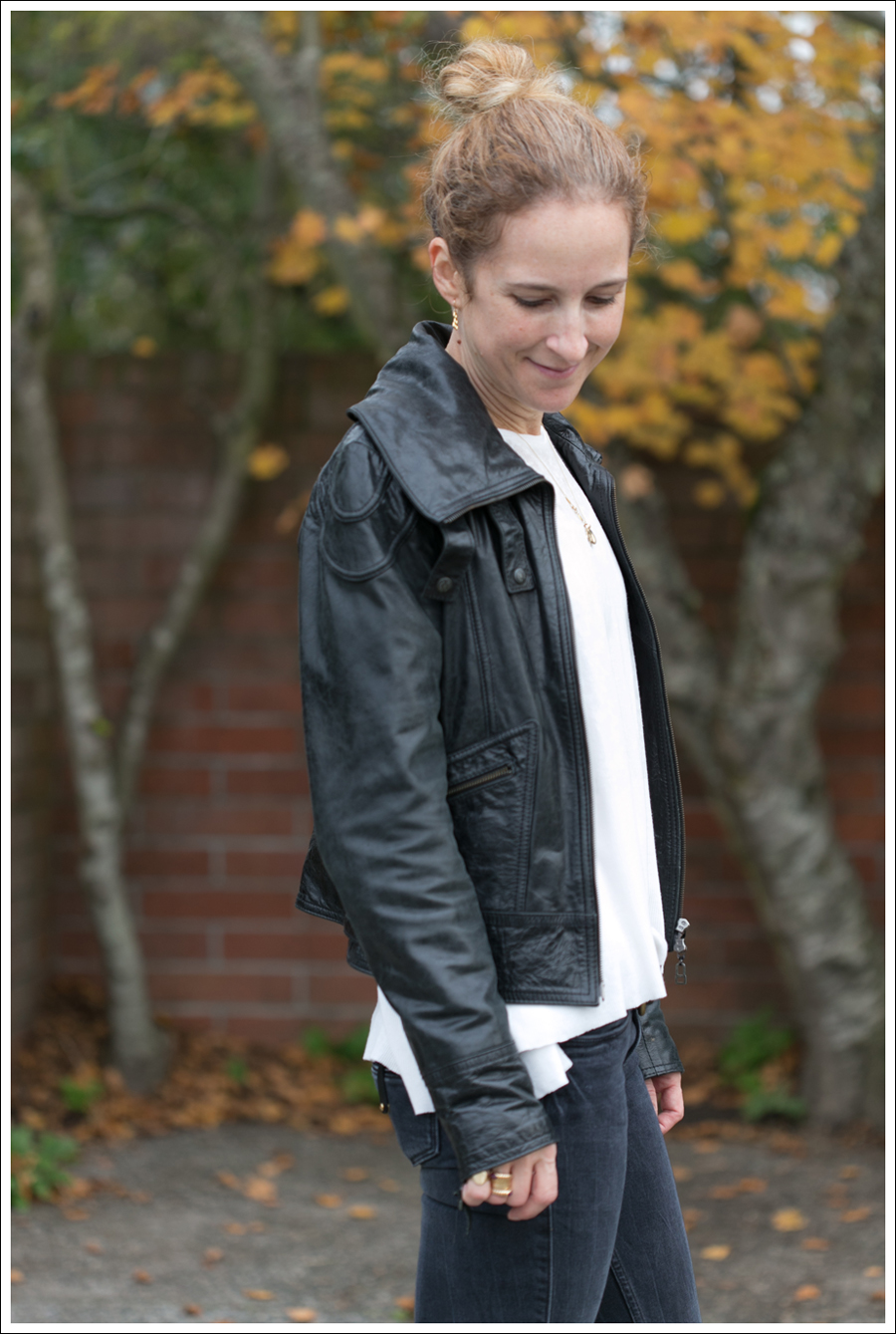 Blog Doma Leather Jacket Twenty8Twelve Jeans Vans-2