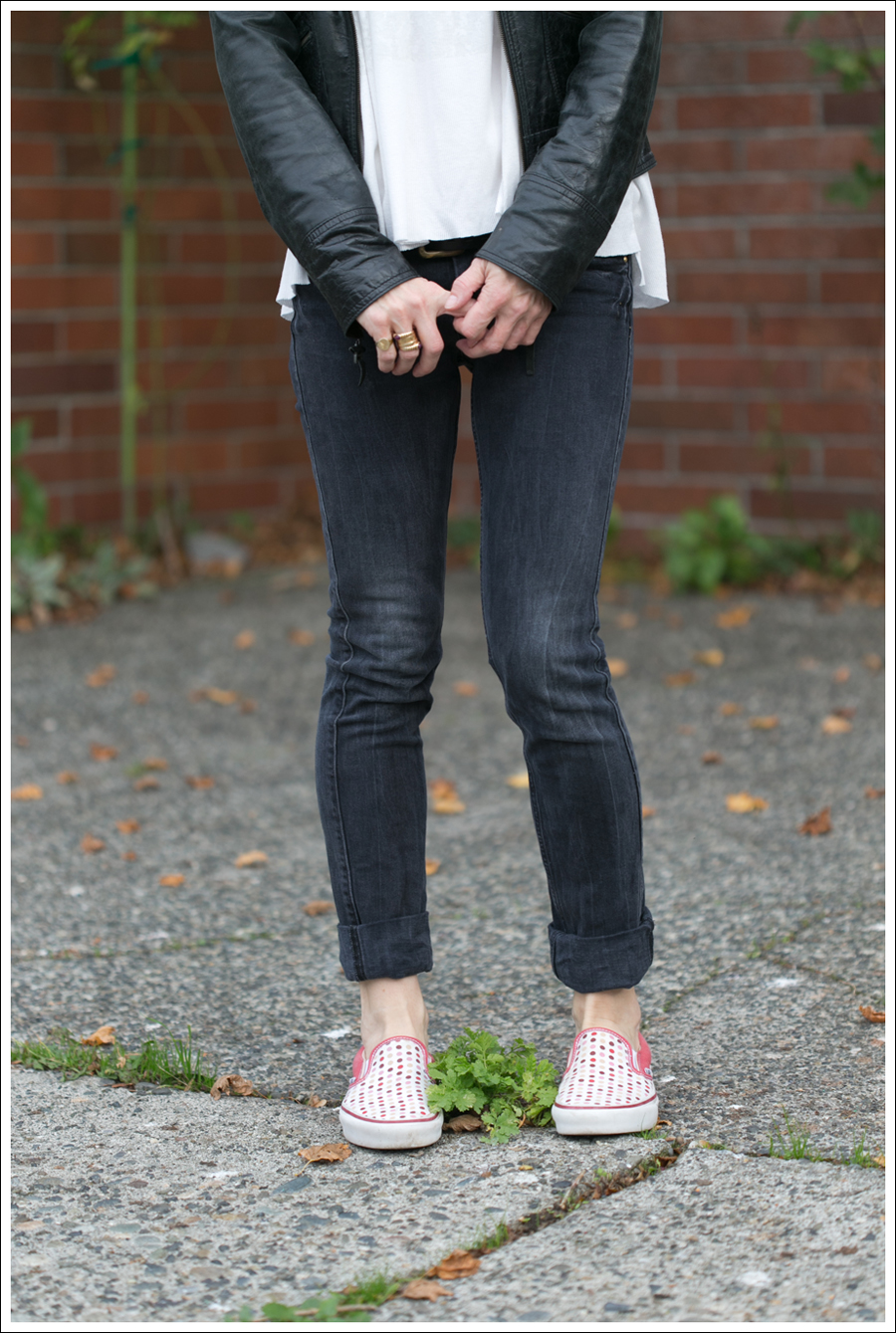 Blog Doma Leather Jacket Twenty8Twelve Jeans Vans-4