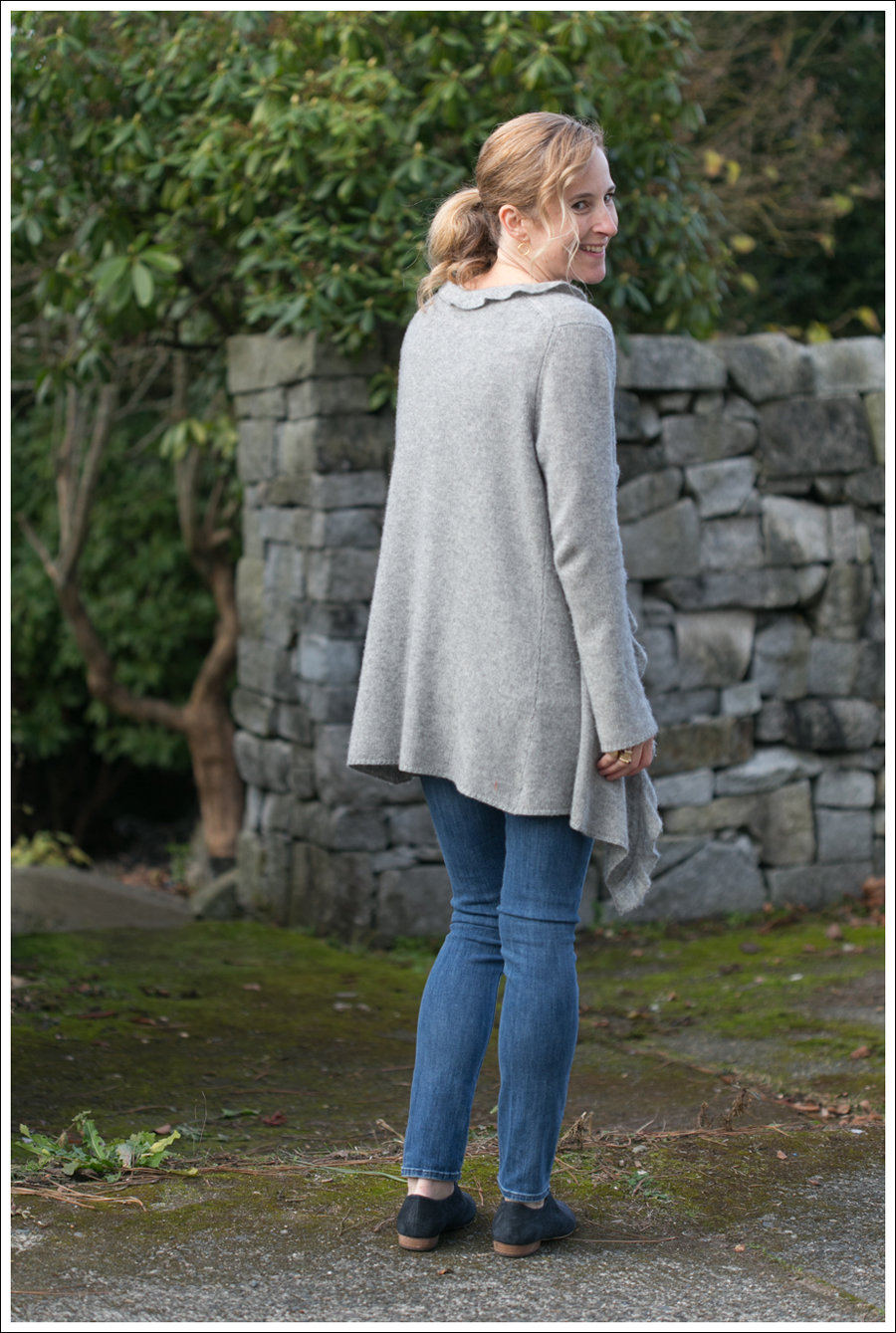 Blog Grey Cashmere Cardigan Vince Destroyed Skinny Miss Sixty Oxfords-3