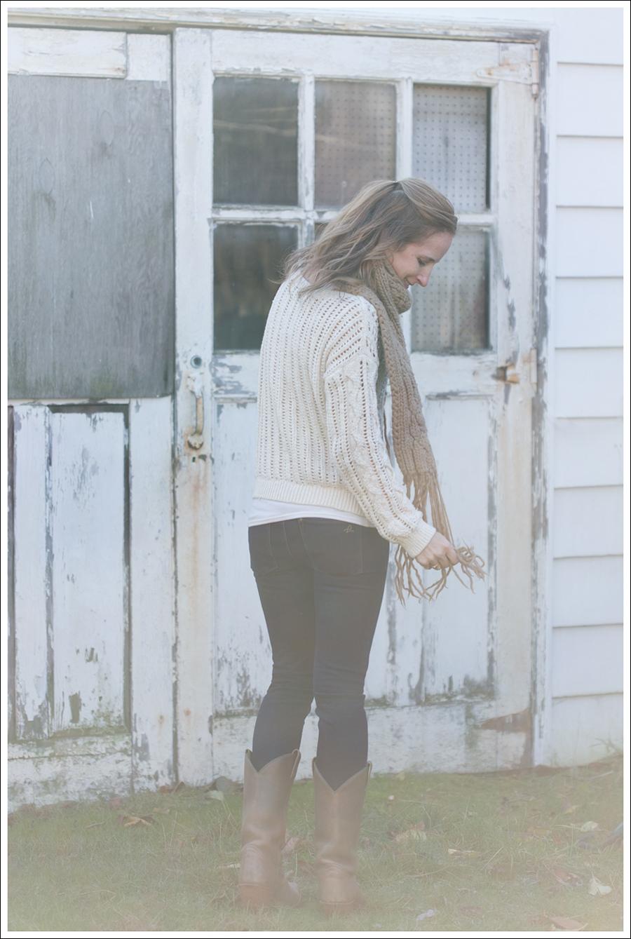 Blog HM Sweater DL1961 Emma Cowboy Boots-4