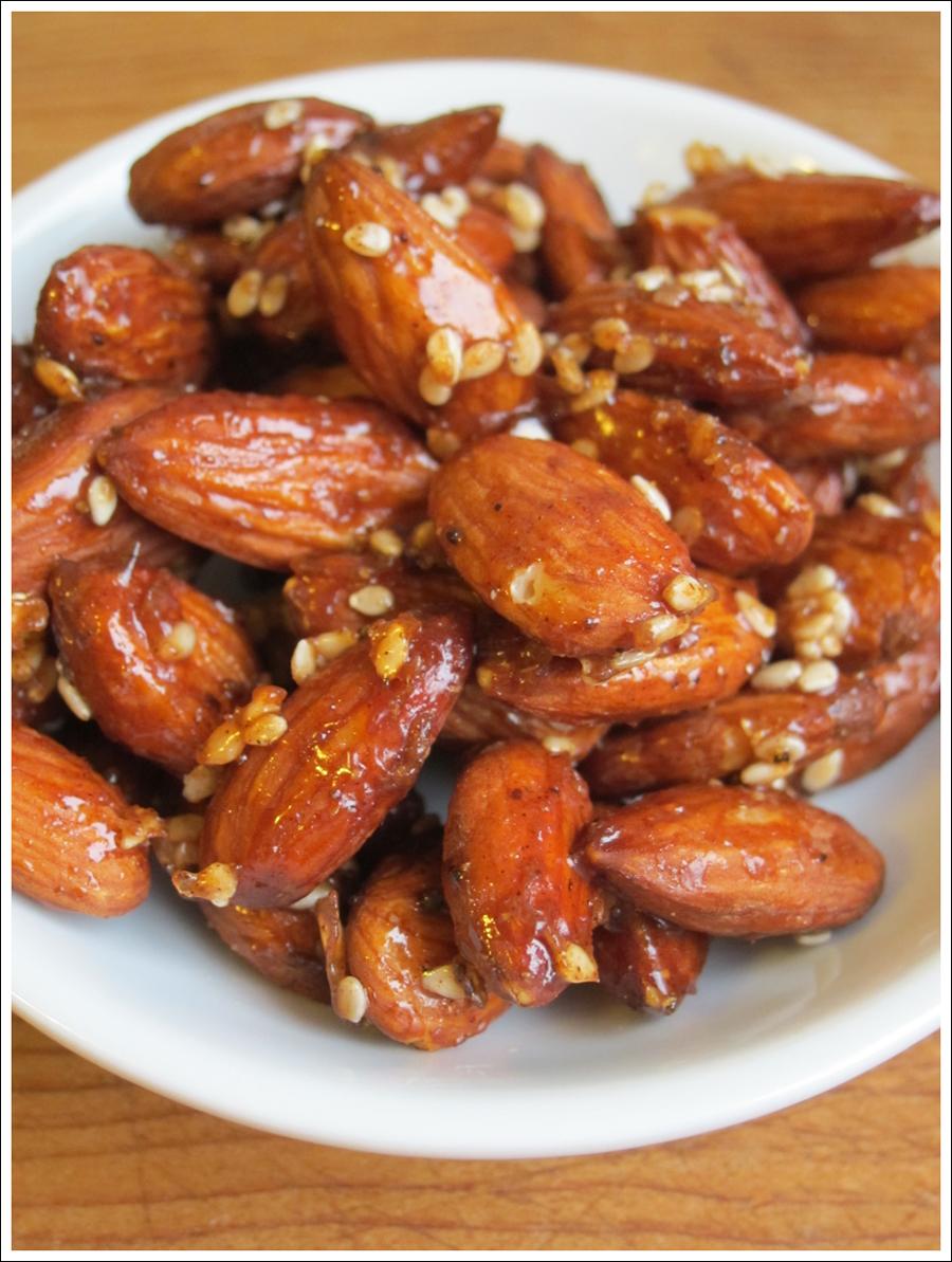 Blog honeyalmonds