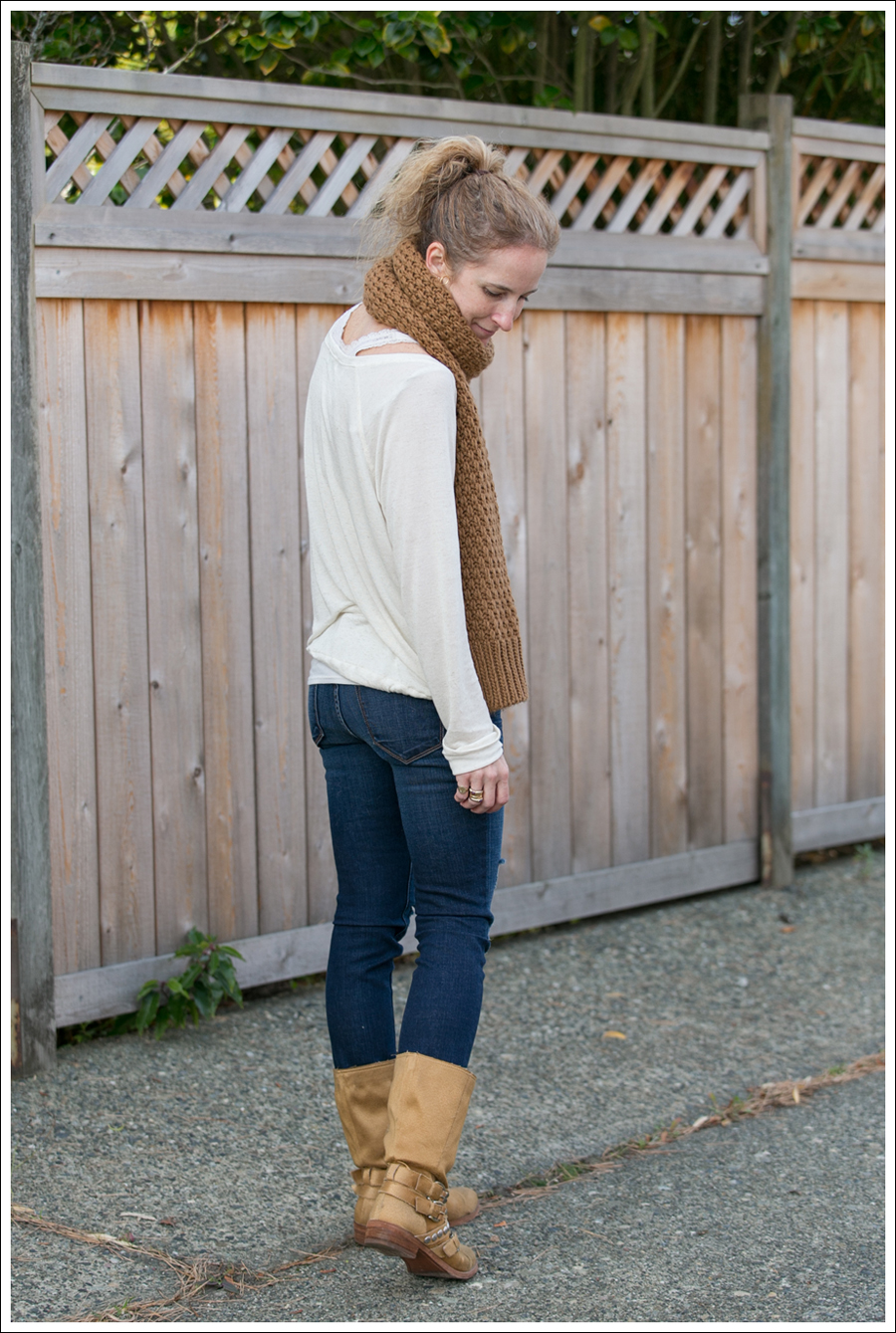 Blog Lady and the Sailor Top J Brand Destroyed Jeans Ash Boots-3