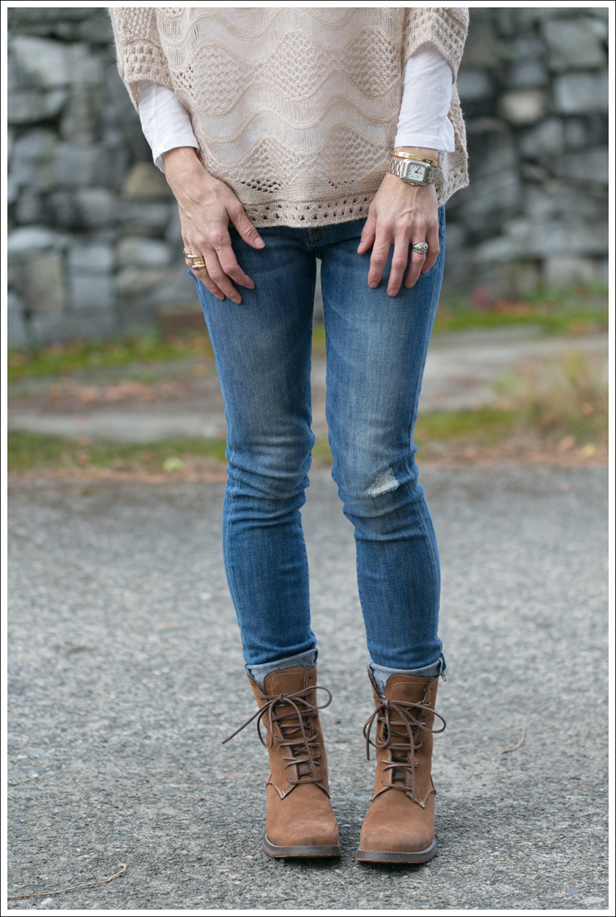 Blog StyleMint Sage Sweater Vince Skinny Jeans-2