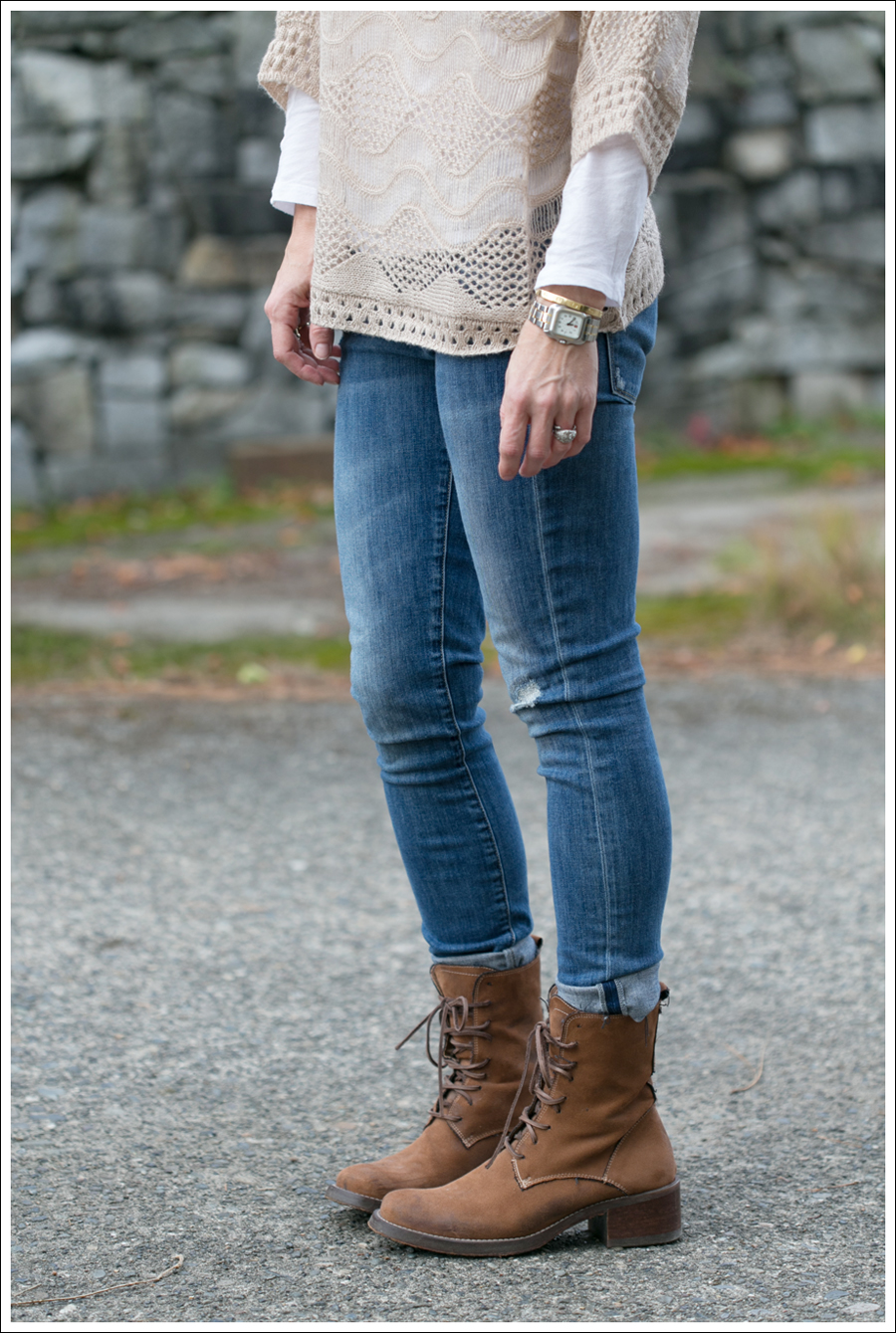 Blog StyleMint Sage Sweater Vince Skinny Jeans-6