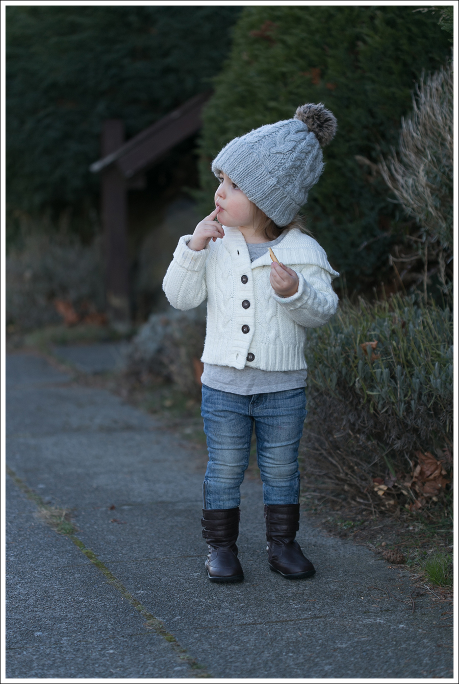 Blog Destroyed Gap Zipper Pumpkin Patch Sweater Boots-1