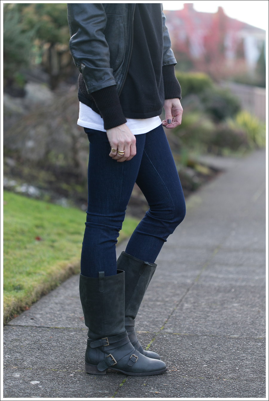 Blog Doma Leather Jacket J Brand Joie Boots-10