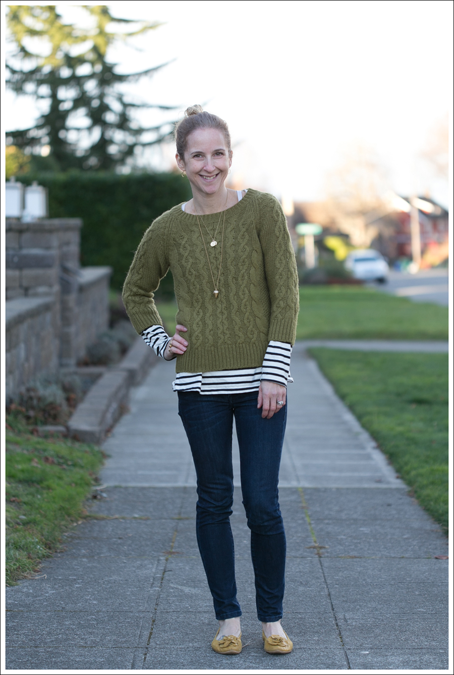 Blog J Crew Sweater StyleMint Tee Blank NYC Zipper Jeans-1