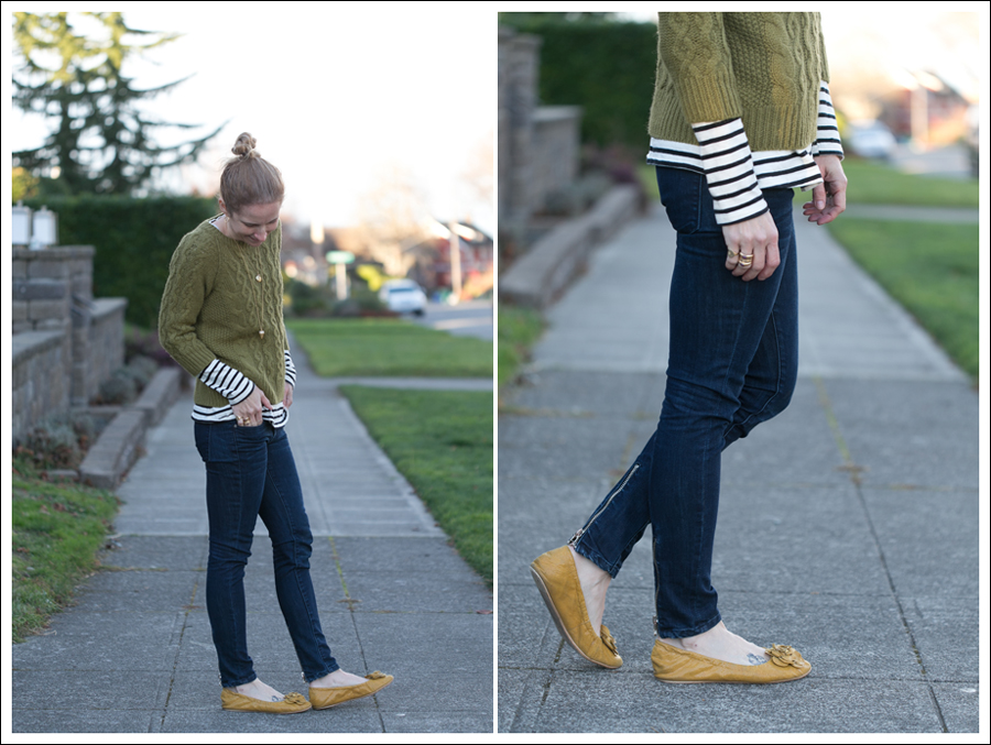 Blog J Crew Sweater StyleMint Tee Blank NYC Zipper Jeans-3
