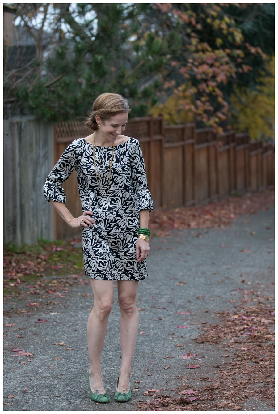 Blog Joie Silk Dress-1
