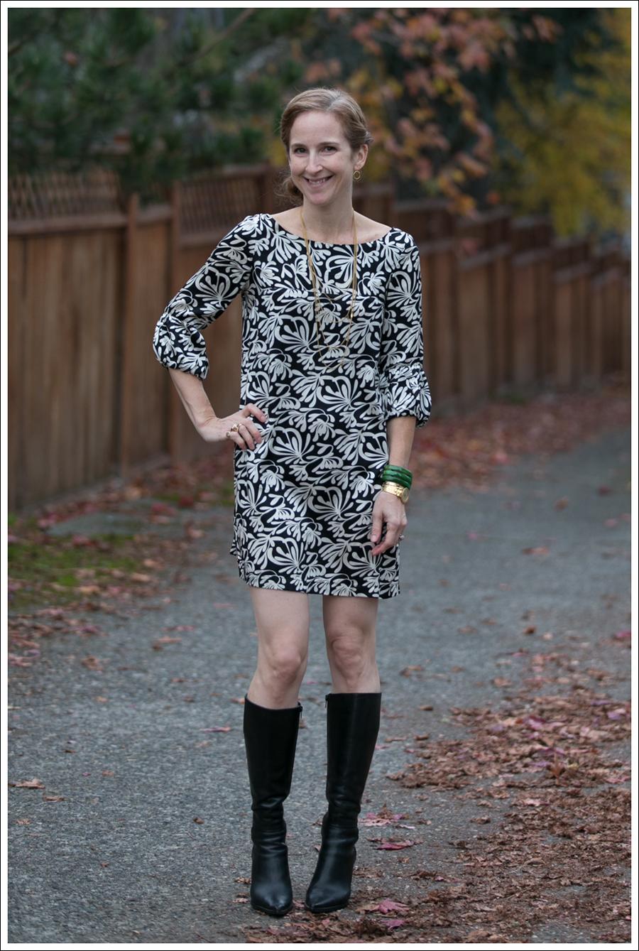 Blog Joie Silk Dress-5