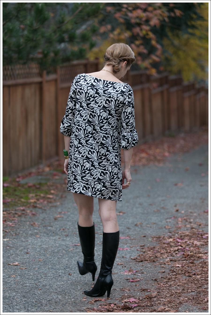 Blog Joie Silk Dress-7
