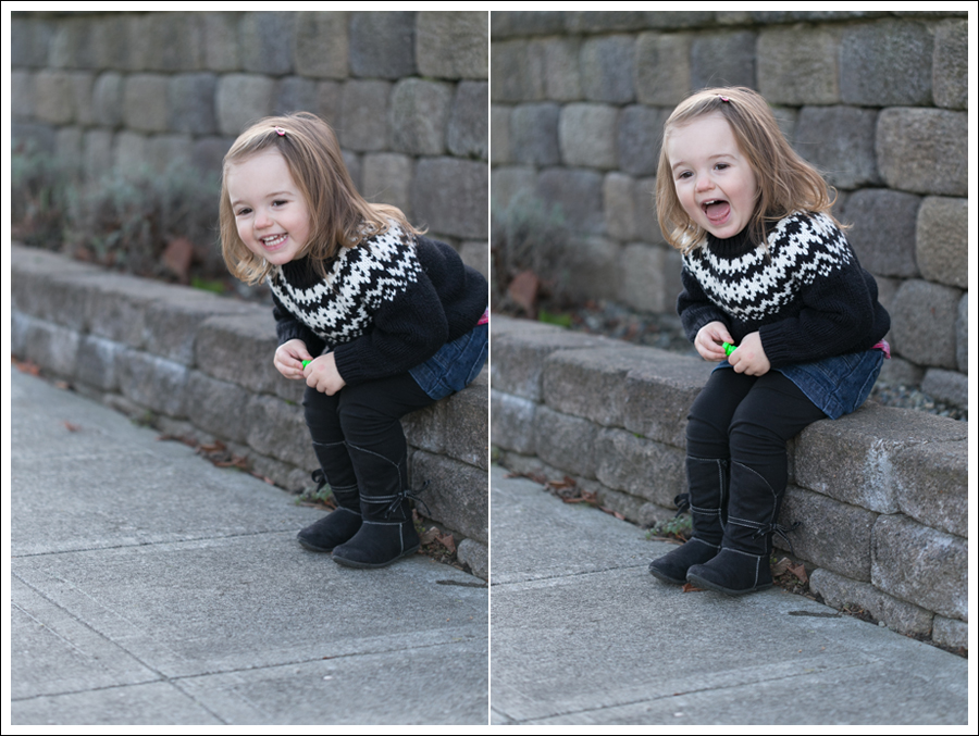 blog Maya 111 weeks Fair Isle Sweater Skirt boots Laugh-4