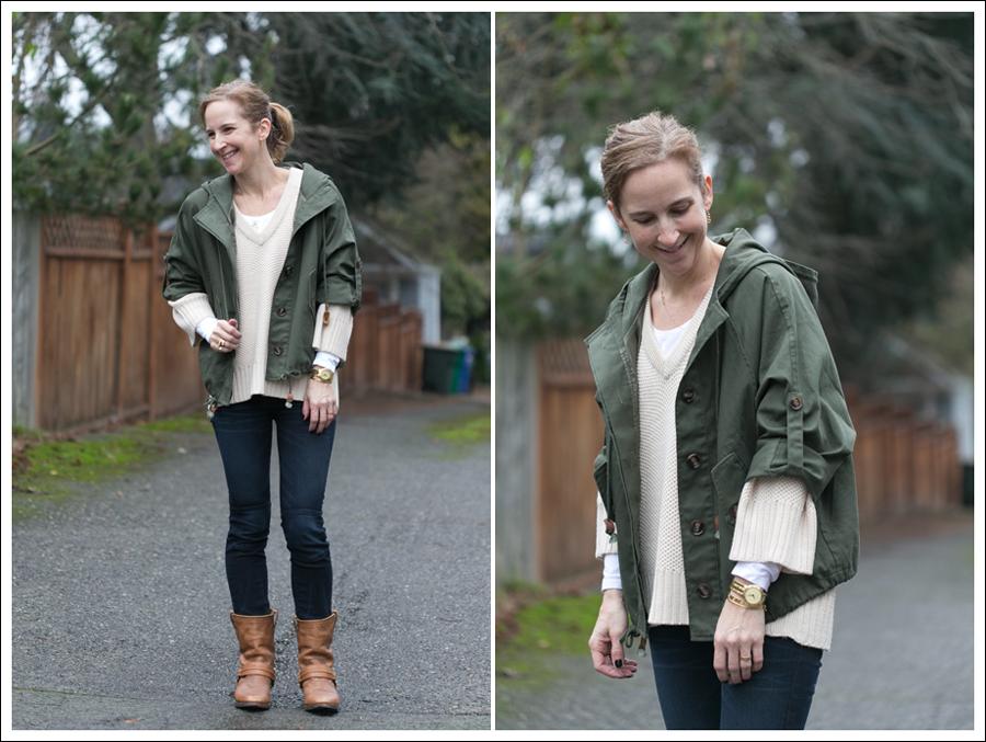 Blog StyleMint Jacket Zara Sweater J Brand Moto Frye Boots-2