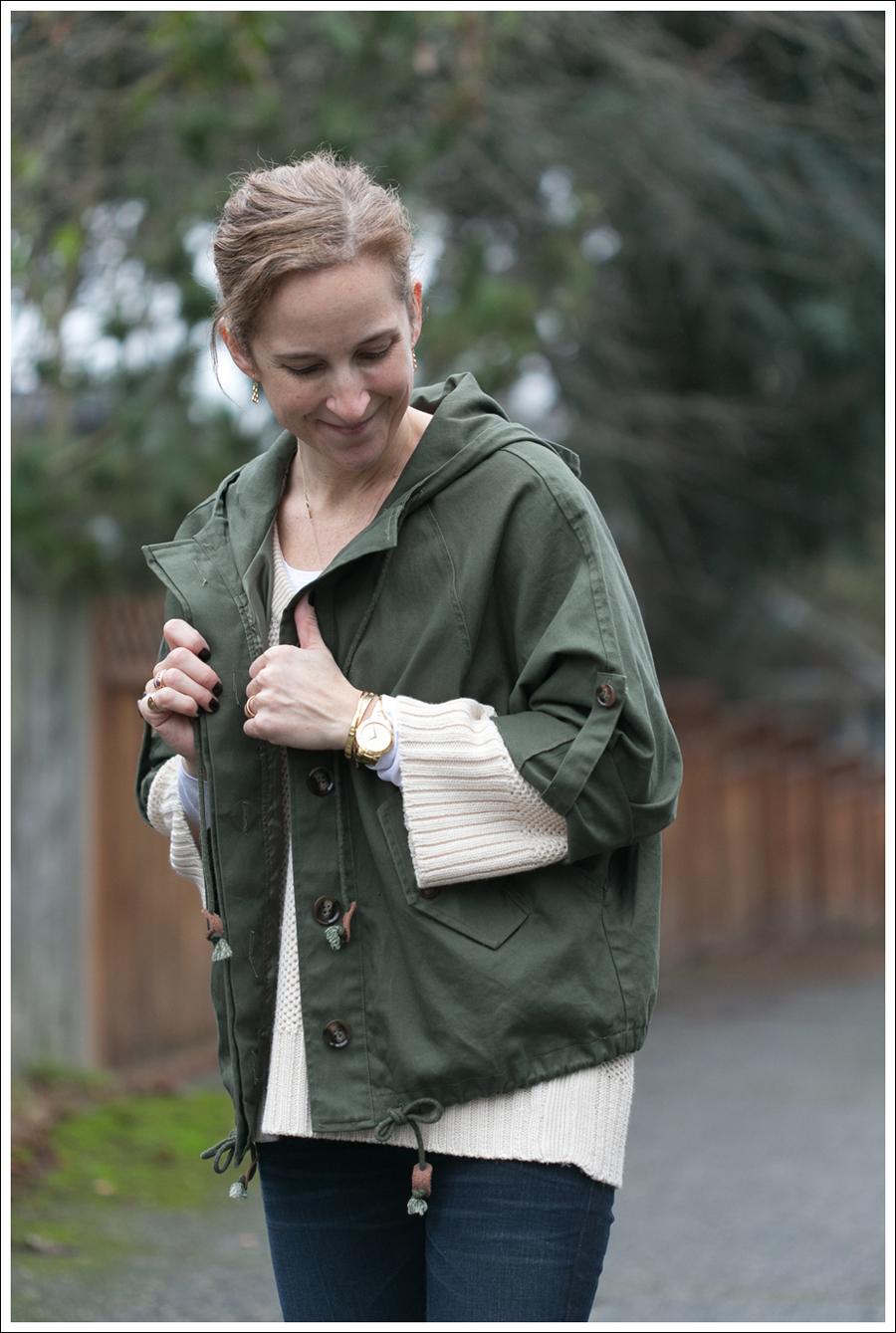 Blog StyleMint Jacket Zara Sweater J Brand Moto Frye Boots-3