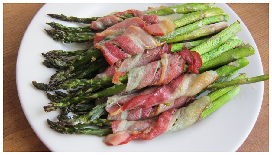 Blog baconasparagus