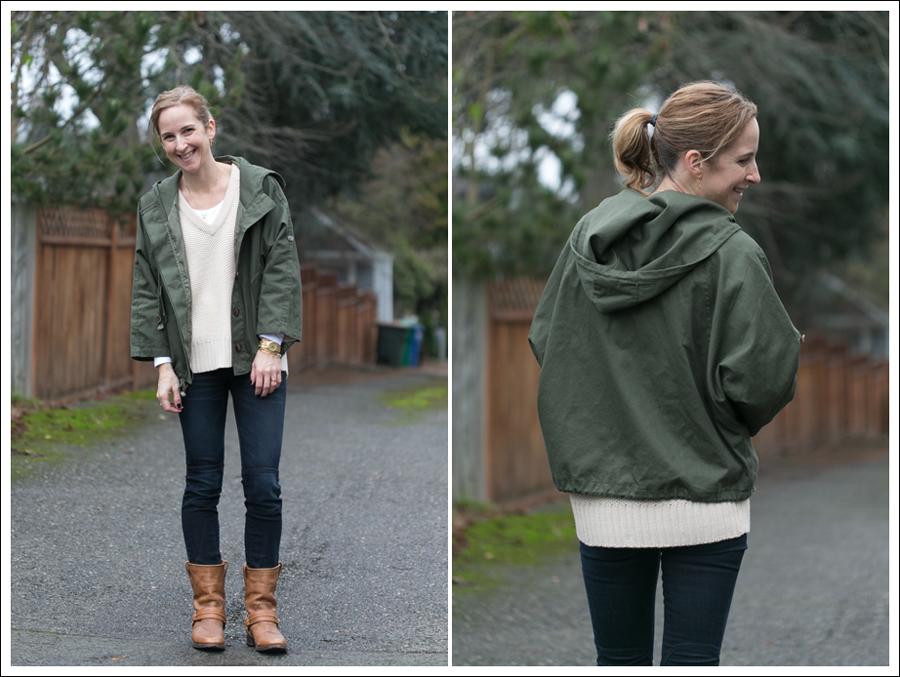 Blog StyleMint Jacket Zara Sweater J Brand Moto Frye Boots-6