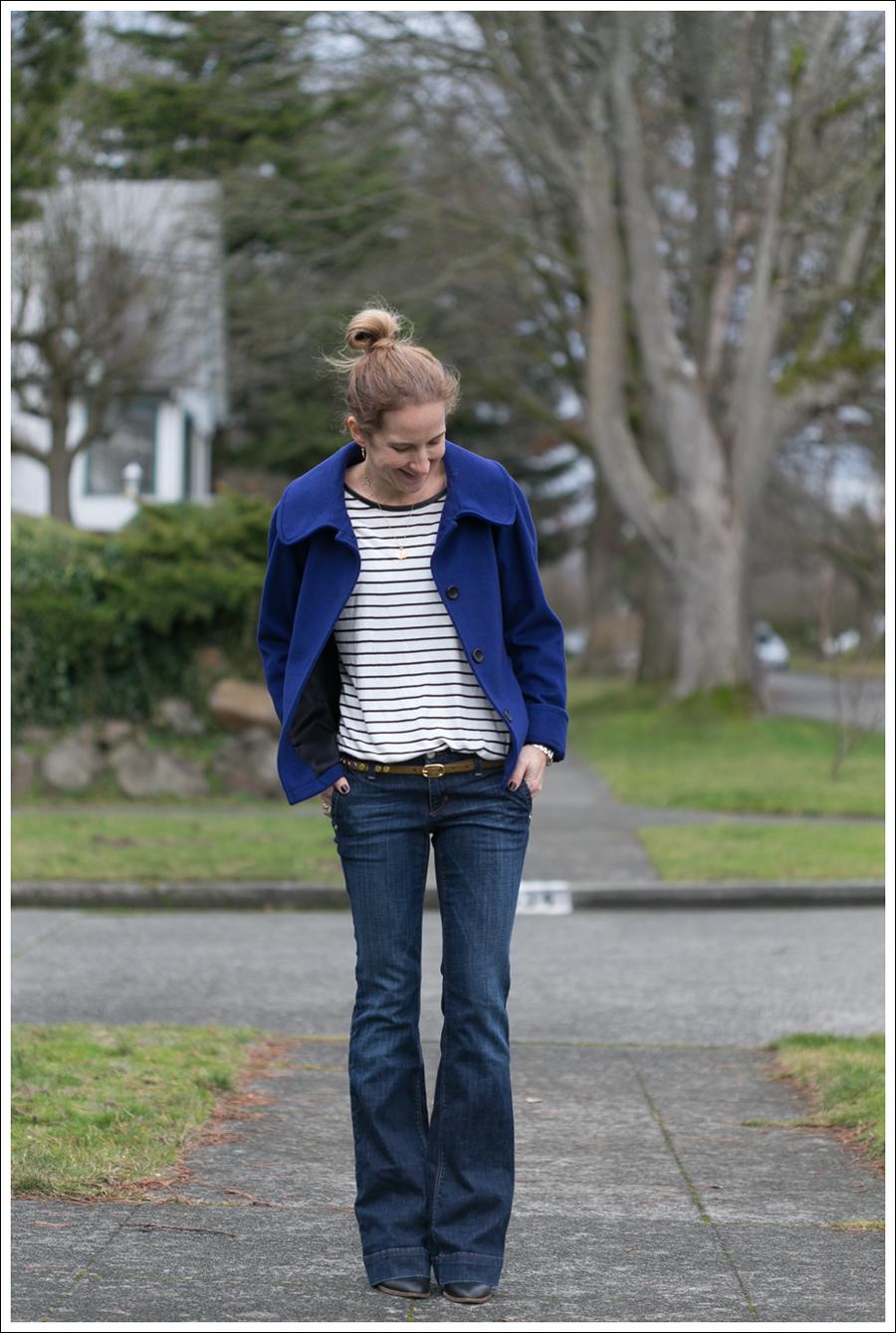 Blog Theory Jacket Joes Trouser Jeans Zara Top-3