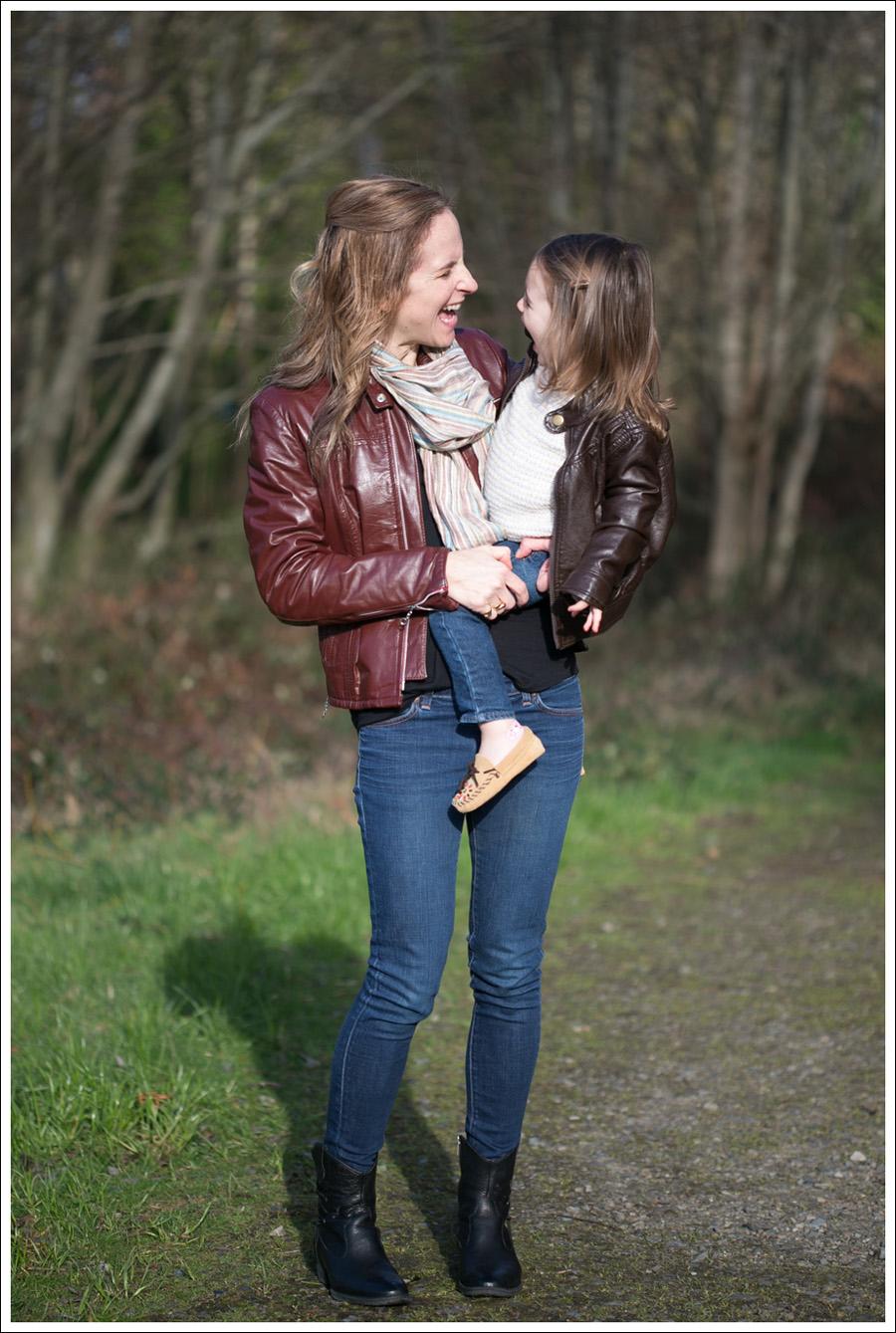 Blog Vintage Leather Jacket Zara J Brand Born Booties-1