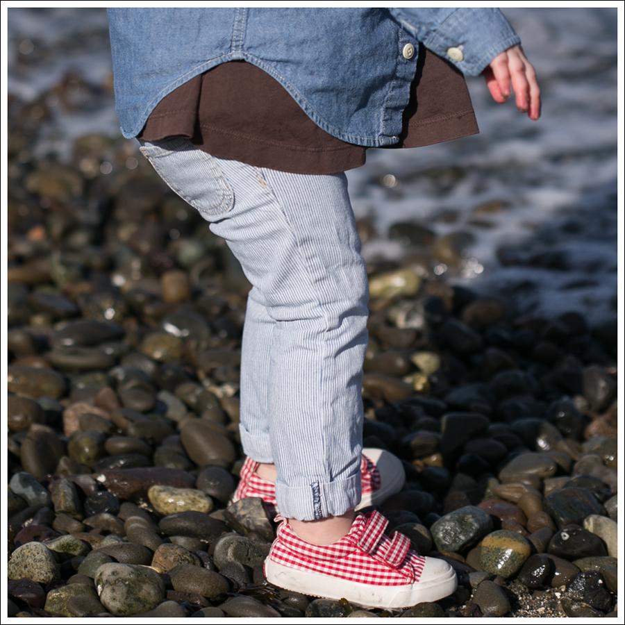 Blog Gap Shirt Black Orchid Ikat Jeans Leopard Flats-11