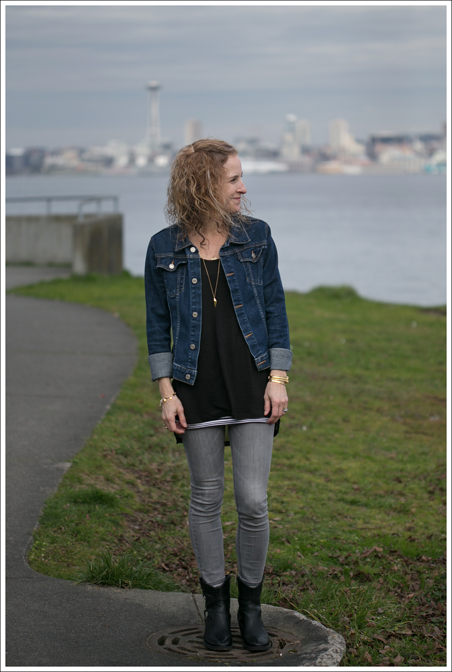 Blog Juicy Jacket HM Top Joes Jeans Born Booties-1