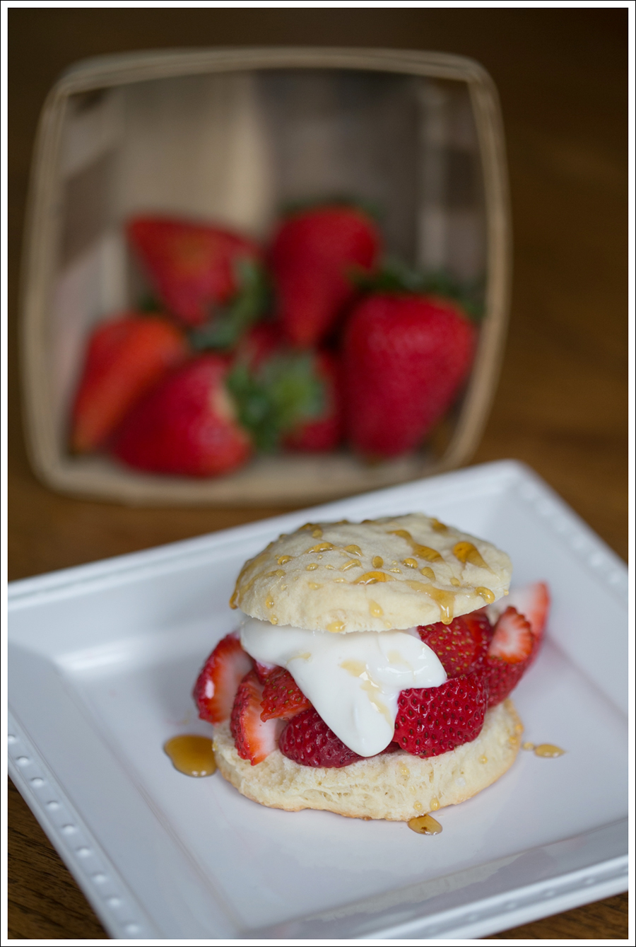 Blog Greek Yogurt Biscuits Healthy Strawberry Shortcake