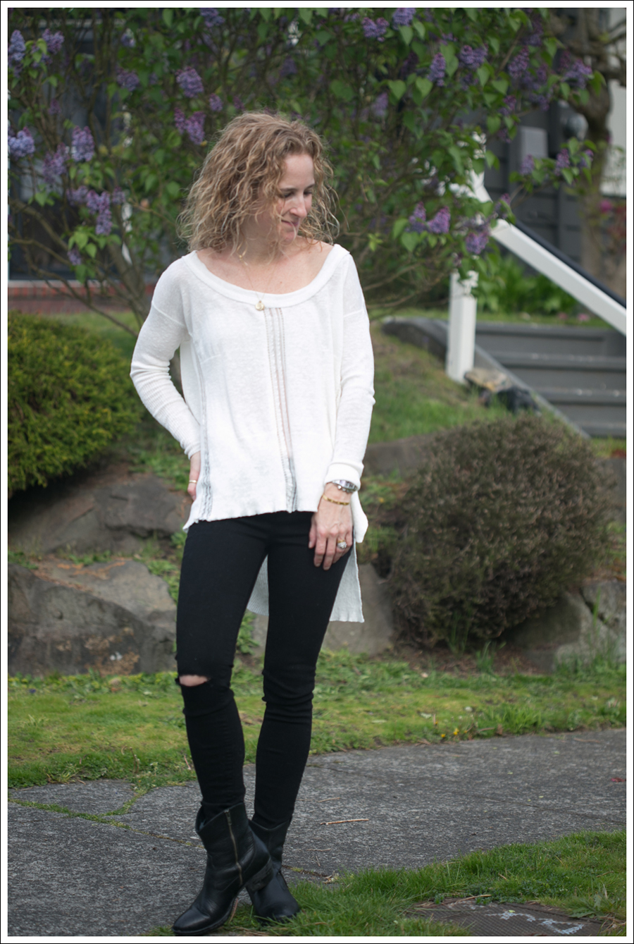 Blog Free People Sweater J Brand Born Boots-1
