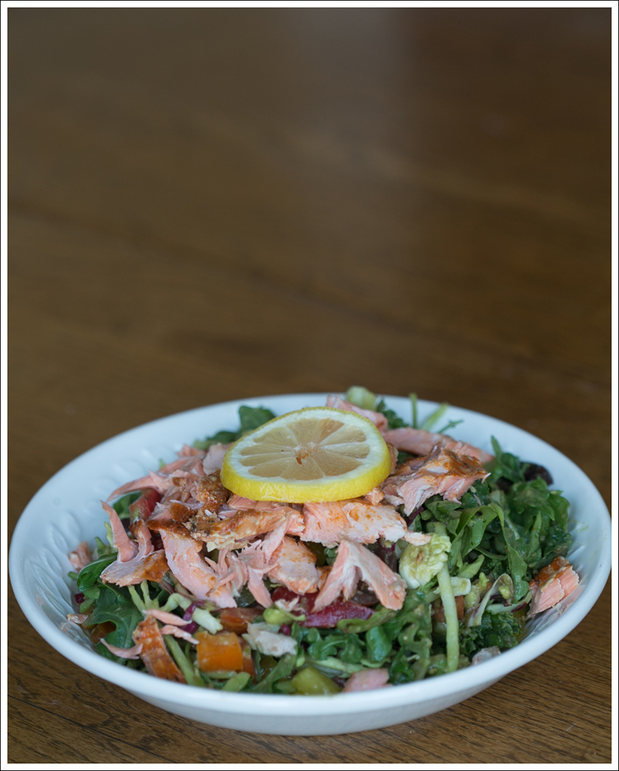 Blog Paleo Salmon Avocado Salad-7