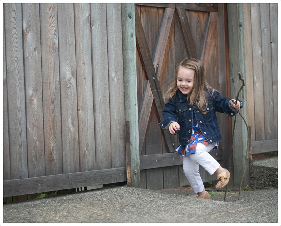 Blog Gap Jacket Mini Boden Swing top Joes Jeans White Minnetonka Mocs-6