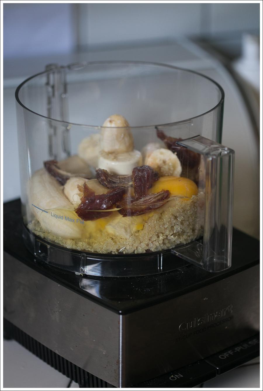 Blog Gluten Free Banana Quinoa Muffins-2