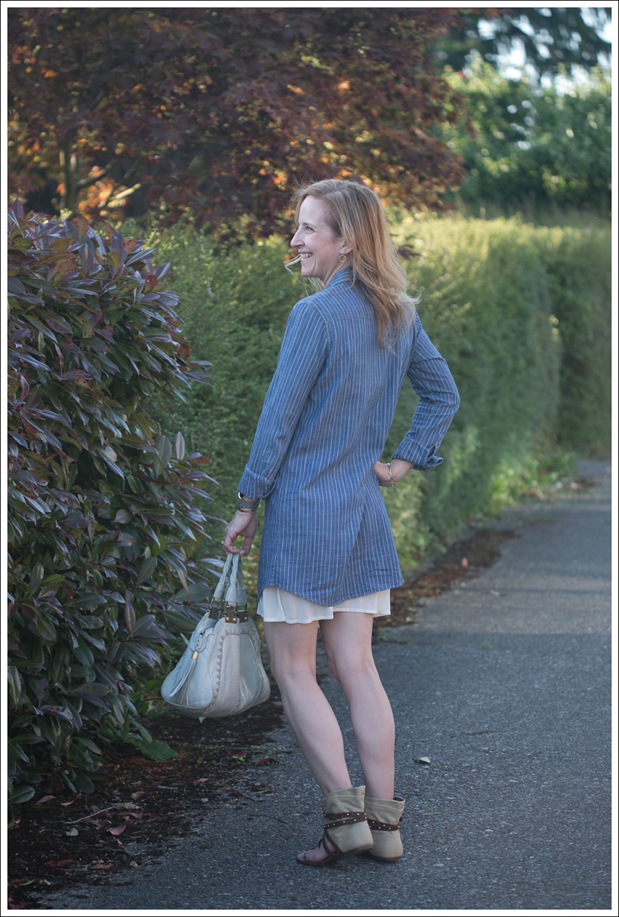 Blog Joes Jeans Shirtdress Steve Madden Genevvaa Rafe Purse-2
