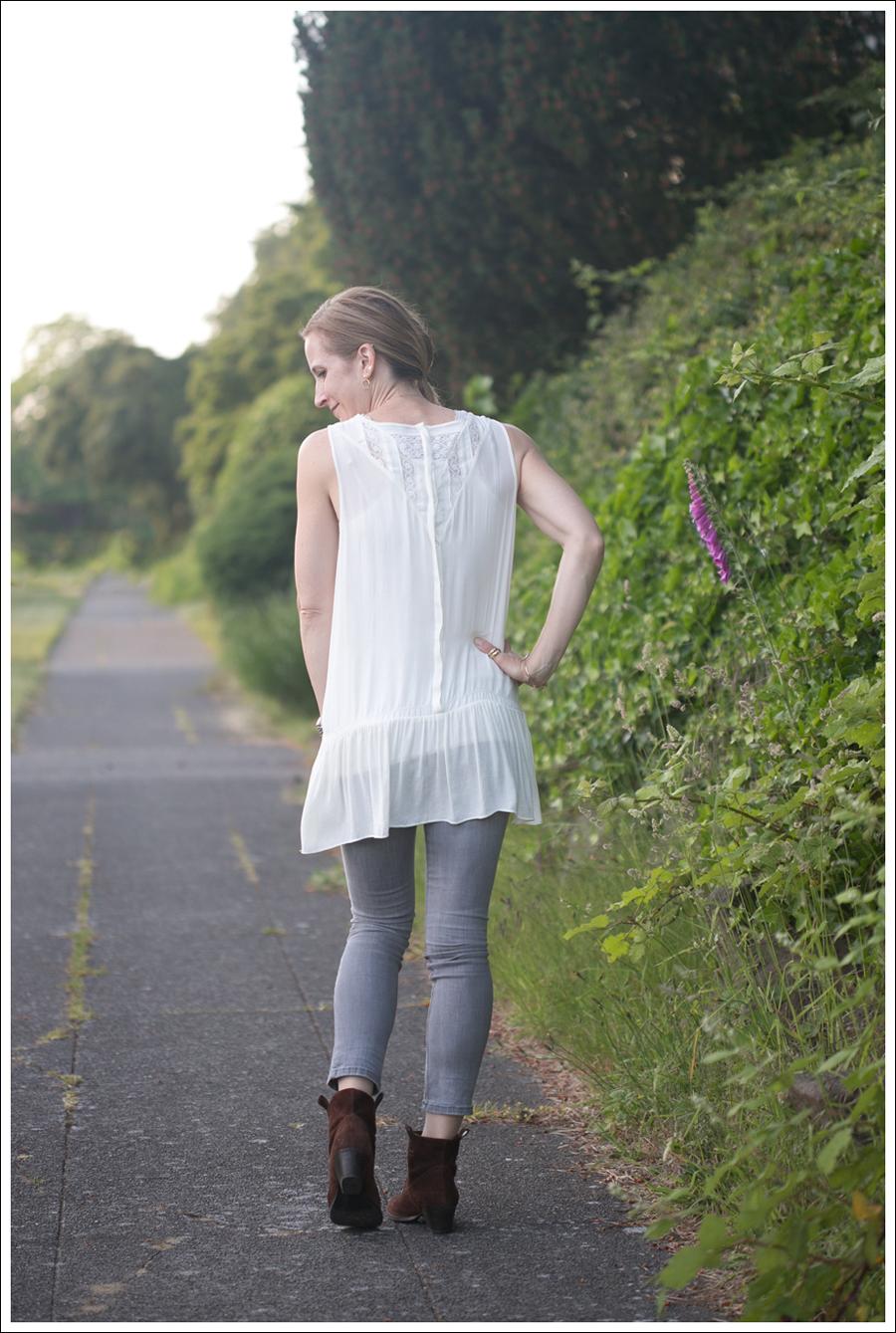 Blog Zara Boho Top Joes Jeans Nine West Booties-4
