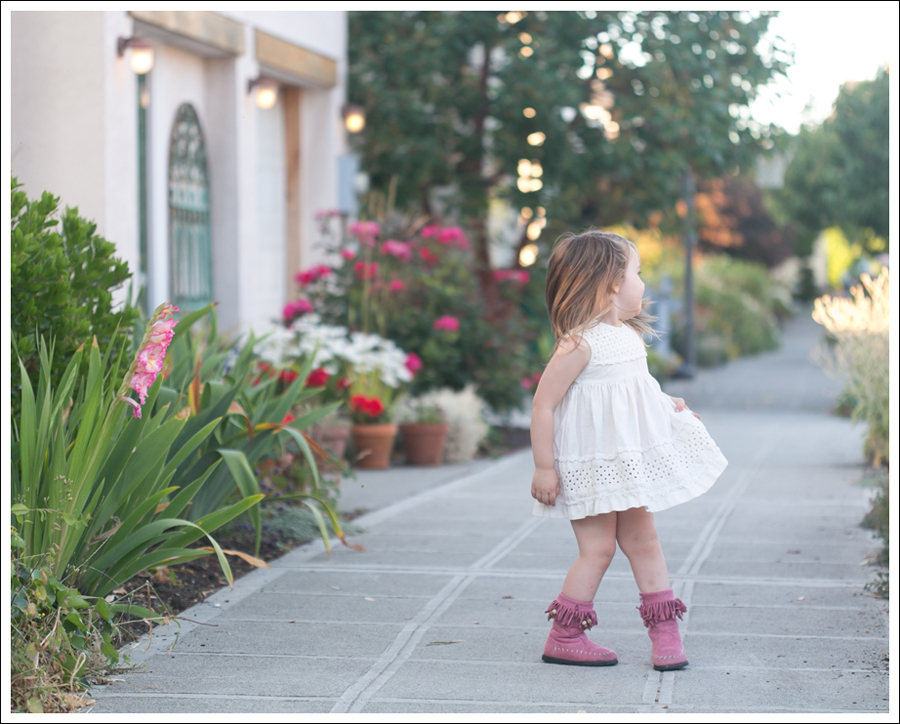Blog BCBGMaxAzria Silk Top Blank NYC Leather Suede Shorts Steve Madden Ash Sandals-7