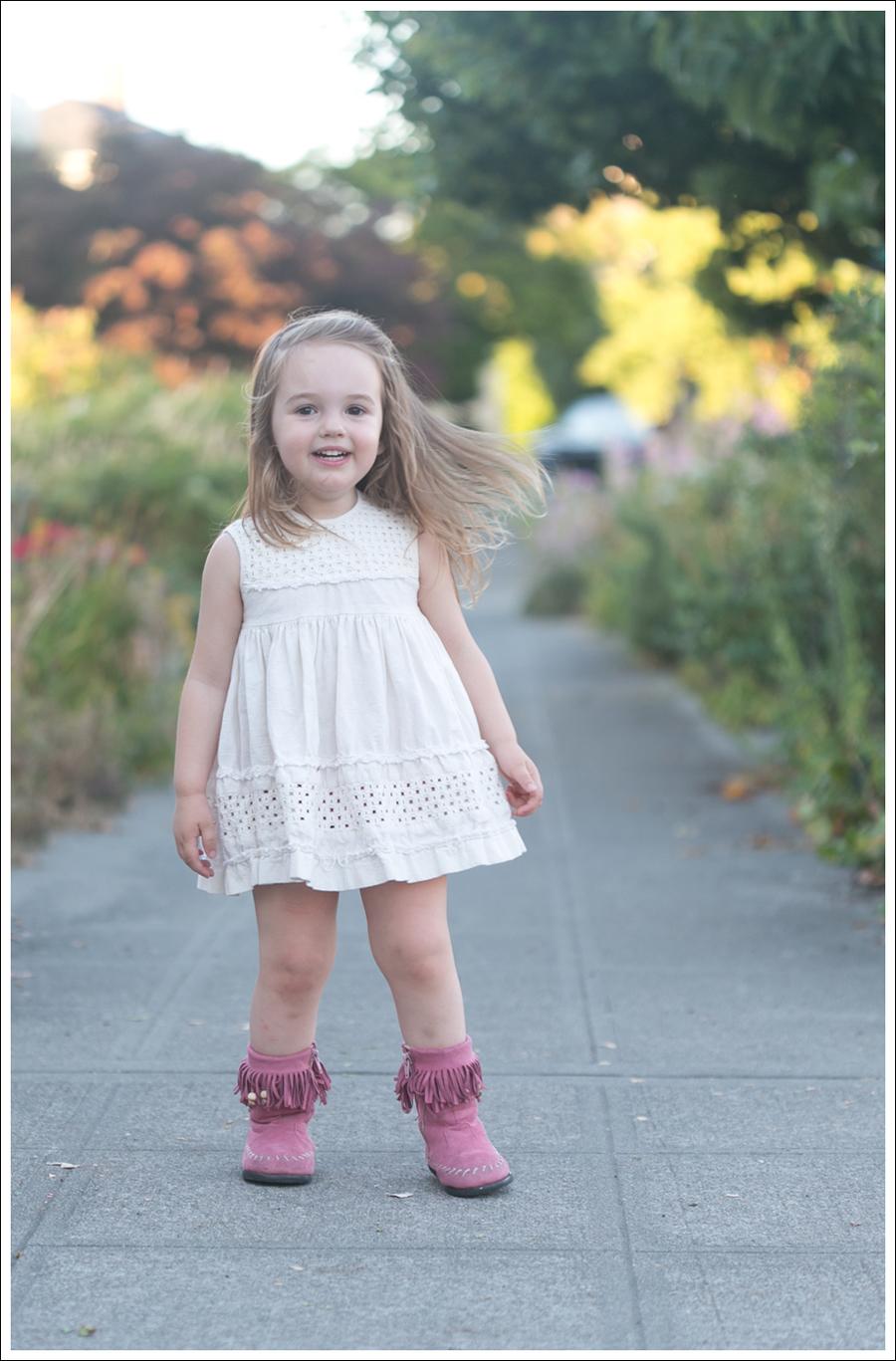 Blog BCBGMaxAzria Silk Top Blank NYC Leather Suede Shorts Steve Madden Ash Sandals-8